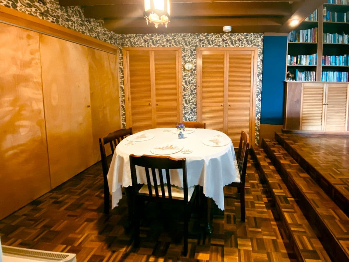 Dining Area | The Old School House Holiday Cottage, Coaltown of Burnturk, near Cupar